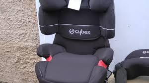 Sié E Auto 123 Isofix Einbau Des Cybex Pallas 2 Fix Kindersitz In Einen Peugeot 206 Auf
