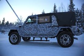 mercedes truck 4x4 is this the mercedes amg g63 4x4 pickup truck playing in the snow