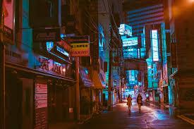 tokyo nights by masashi wakui somewhere