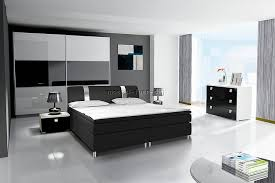 schlafzimmer set mit matratze und lattenrost hochglanz schlafzimmer set mit boxspringbett rivabox mbel fr in