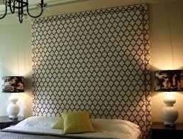 diy headboard ideas fabric covered headboard home design ideas