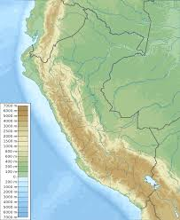 Central America Physical Map by 5 Different Maps Of Peru