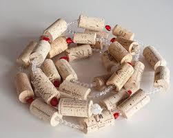 best 25 cork garland ideas on tree garland