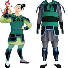 Kingdom Hearts Halloween Costumes Kingdom Hearts Mulan Cosplay Costume Game Cosplay