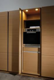Hideaway Cabinet Doors by Dishwasher Cabinet A Kitchen Design Great Example Of Leaving