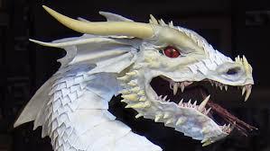 paper dragons gourmet paper mache