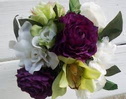 gardenia bouquet purple brides bouquet gardenias ranuculus destination wedding