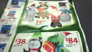 walmart inflatable halloween decorations walmart christmas inflatables i might get youtube