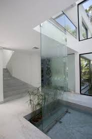glass wall design for living room other design interactive living room decoration using cream