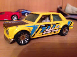 datsun datsun 510 sedan u0026 my first painted custom wheels creation