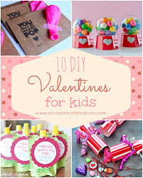 10 diy valentines for kids u2013 a to zebra celebrations
