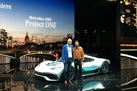 mercedes amg project one revealed amg u0027s 2 5 million halo