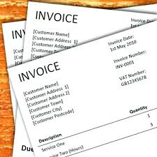 free photography invoice template photography invoice template