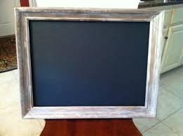Cork Board Decorative Frame Decorating Decorative Chalkboards In Creative And Interesting