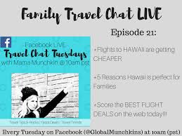 Hawaii how to travel cheap images Family travel chat live tuesday episode 21 cheap flights to png