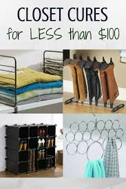 best 25 cheap closet organizers ideas on pinterest small master