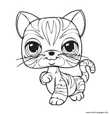 littlest pet shop 17 coloring pages printable