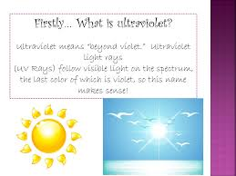 What Is Uv Light By Natalie Alexander And Elisa Desclous Firstly U2026 What Is