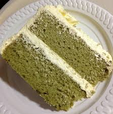 Ugly Green Heart Of Mary Matcha Green Tea And White Chocolate Cake