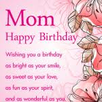 birthday card for mother best 25 birthday cards for mom ideas on
