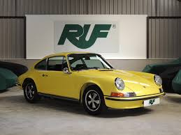 ruf porsche 911 used 1972 porsche 911 pre 89 for sale in kent pistonheads