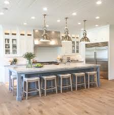 Kitchen Floor Design Ideas by Best 20 Open Kitchens Ideas On Pinterest Dream Kitchens