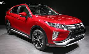 mitsubishi eclipse 2018 mitsubishi eclipse cross u s spec first drive review car