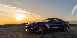 mustang modified 2017 the 2017 roush ford mustang stage 3 is now available