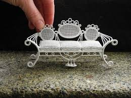 Garden Loveseat 251 Best Miniatures Images On Pinterest Fairies Garden