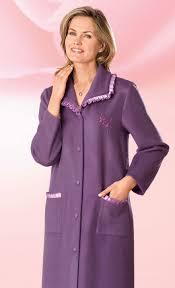 robe de chambre courtelle dressing gown split afibel
