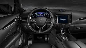 maserati steering wheel 2018 maserati levante luxury suv maserati usa