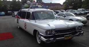 ecto 1 for sale ghostbusters replica cadillac on sale from classic car dealer