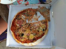 pizza beurk picture of o soleil gourmand saleilles tripadvisor