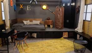 sport de chambre la box téva déco une chambre d ado esprit salle de sport vintage