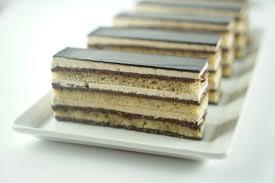opera cake gâteau opéra chef rachida