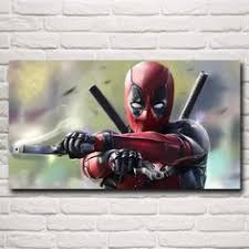 deadpool wade wilson usa superheroes comic movie art poster wade