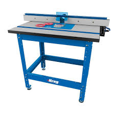 kreg tools the home depot precision router table system