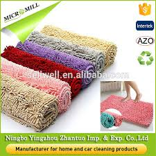 Microfiber Chenille Bath Rug Microfiber Chenille Bath Rug Microfiber Chenille Bath Rug