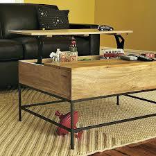 west elm industrial storage coffee table diy rustic industrial coffee table adorable rustic industrial coffee