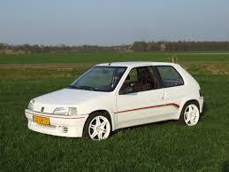 white peugeot for sale tom u0027s 106 16v dimma 106 rallye register forum