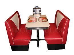 retro diner booth sets retrooutlet