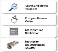 How To Make A Resume For Teaching Job by Teach Abroad International Teaching The International Educator