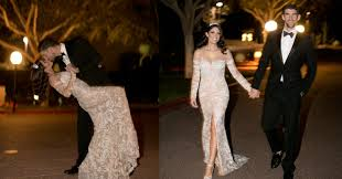 third marriage wedding dress michael phelps years nuptials the wedding guys
