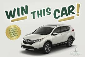 win a honda crv forrest general healthcare foundation hosts second win this car