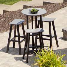 Outdoor Bar Setting Furniture by Outdoor Chairs Vermont Woods Studios