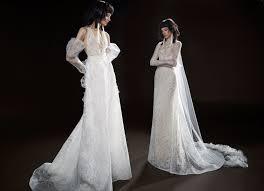 vera wang bridal u0026 wedding dress collection spring 2018 brides