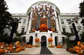 white house halloween decorations home design inspirations