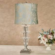 Turquoise Table Lamp Table Lamps And Home Lighting Touch Of Class