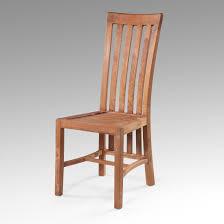 chaise en chaises et fauteuils en kubu chaises en teck massif