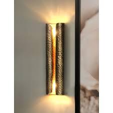 brass wall light vellum wall lamp modlar com